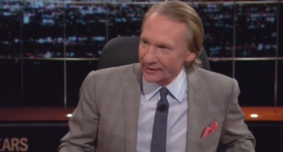 Bill Maher: What does it say about Repubs when front-runner Trump is 'full of nonsense'?