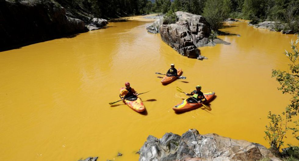 Wastewater spill from Colorado gold mine triples in volume: EPA