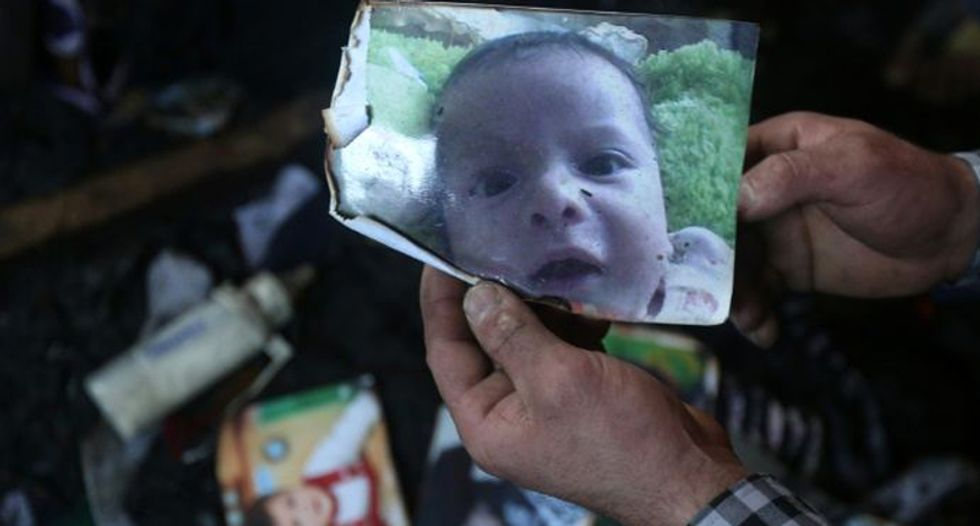 Father of Palestinian toddler killed in arson attack dies of injuries