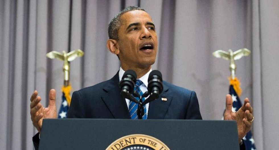 Obama has put national security ahead of promoting democracy abroad