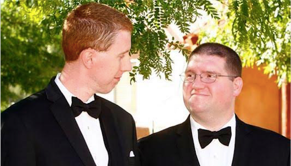 Texas defied the Supreme Court to cruelly deny a gay man's dying wish -- but took his money anyway