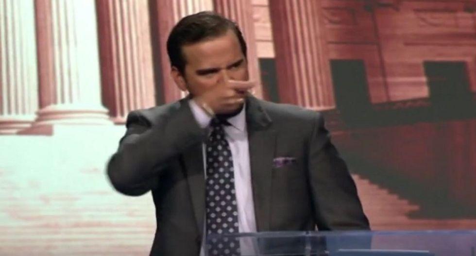 Pastor says belief in evolution has killed 55 million Americans as he praises God for his trigger finger