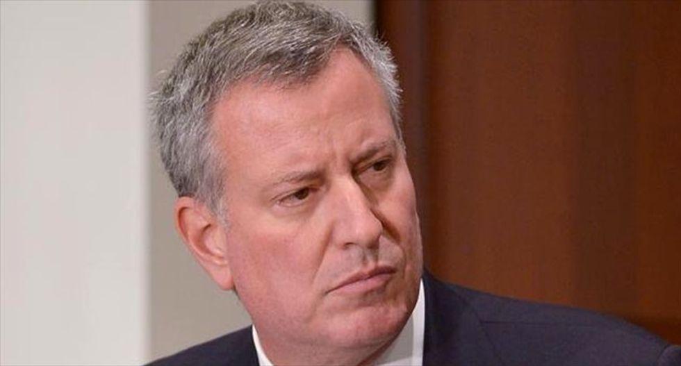 Eight killed in 'cowardly' New York City terror attack, mayor says