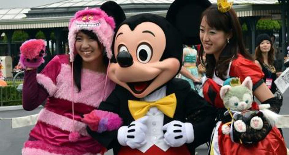 Disney sorry for 'inappropriate' tweet on Nagasaki anniversary