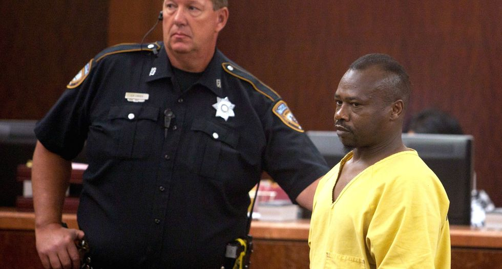 Texas man accused of killing eight formally charged in Houston court