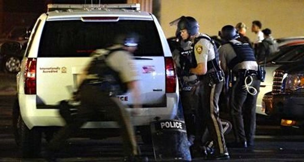 St. Louis County declares state of emergency for Ferguson