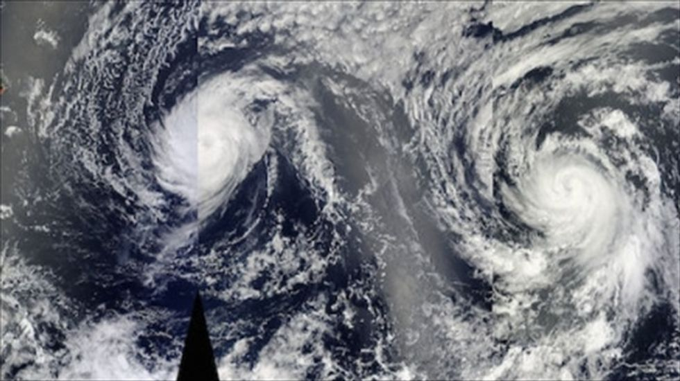 Hurricane Ana brings heavy rain, surf while bypassing Hawaii