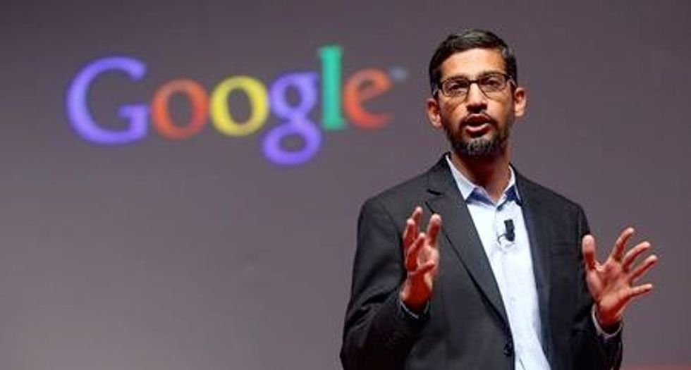 Google Inc to become Alphabet Inc in shakeup