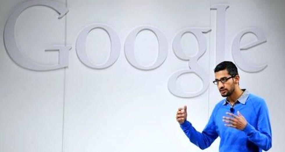 Sundar Pichai: the little-known new chief of Google