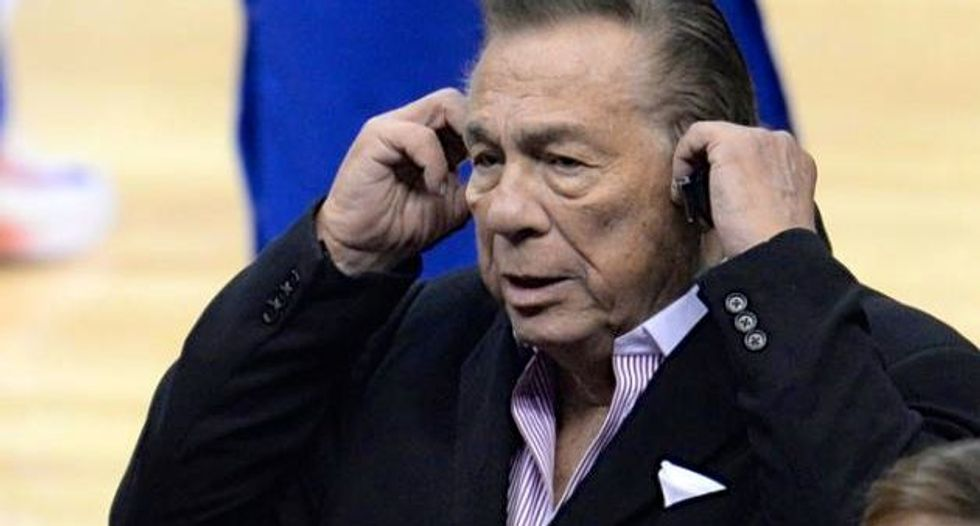 Ex-NBA owner Donald Sterling sues TMZ over audio of his racist comments