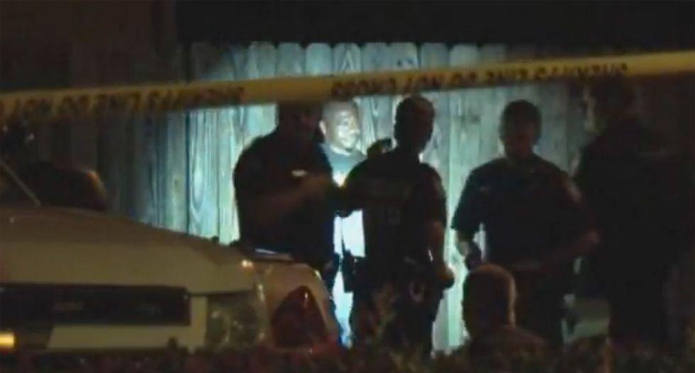 8 shot dead including 5 children in Houston home, suspect arrested