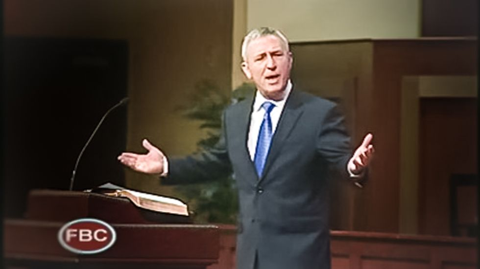 Florida pastor: The national debt will end 'immediately' when Planned Parenthood is defunded