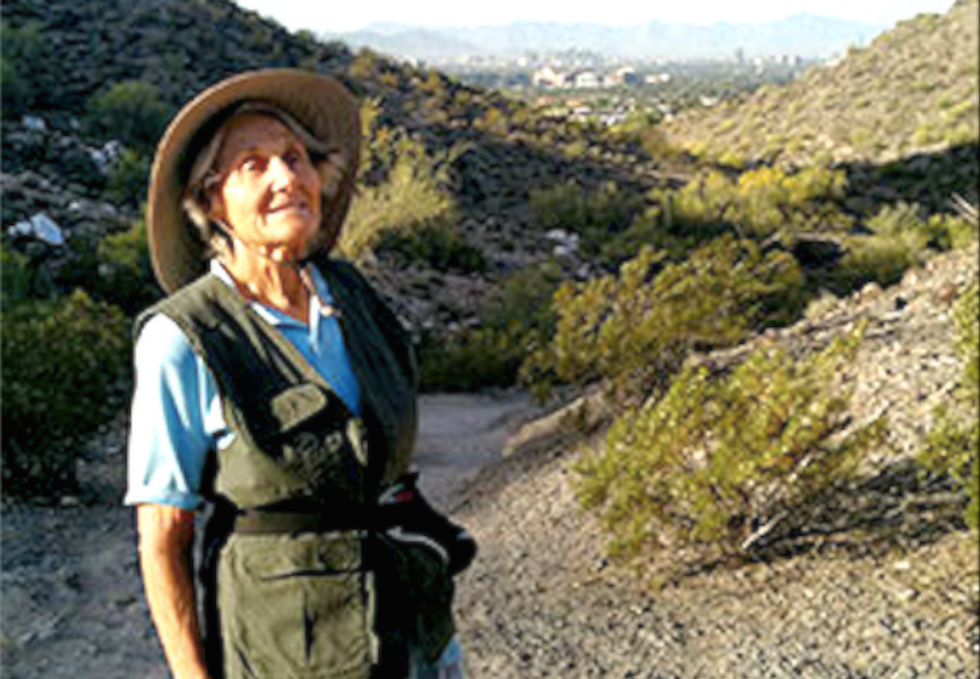 Kick-ass 85-year-old Arizona great-grandmother successfully scales Africa's tallest mountain