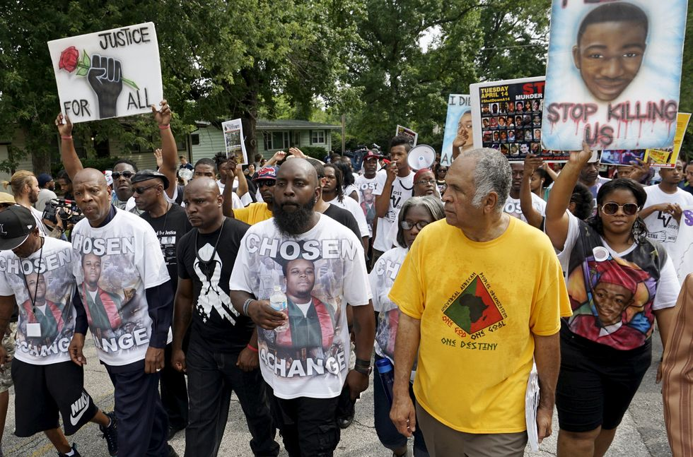 New rally planned for Ferguson after man shot in night of violence