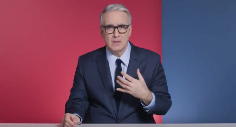 'Do we have to be cruel?': Olbermann eviscerates Trump's Muslim ban for blocking 4-month-old Iranian girl