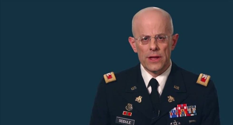 Conservative pundit's 'school' releases video of Army professor debunking Southern defense of Civil War