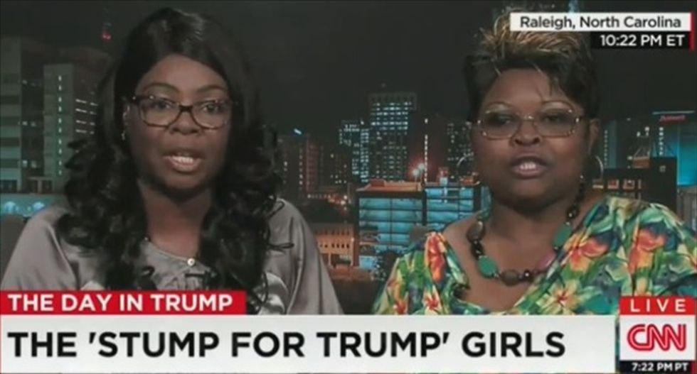 'Stump For Trump Girls' are transphobic, Cosby-loving, Confederate flag-hating Trump lovers