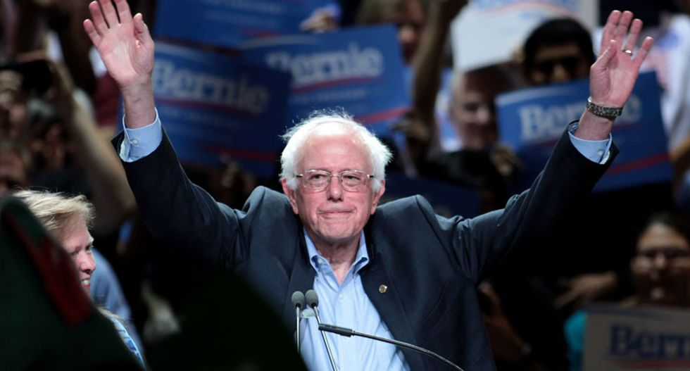 'A capacity to move voters': Will California be Bernie Sanders' golden state?