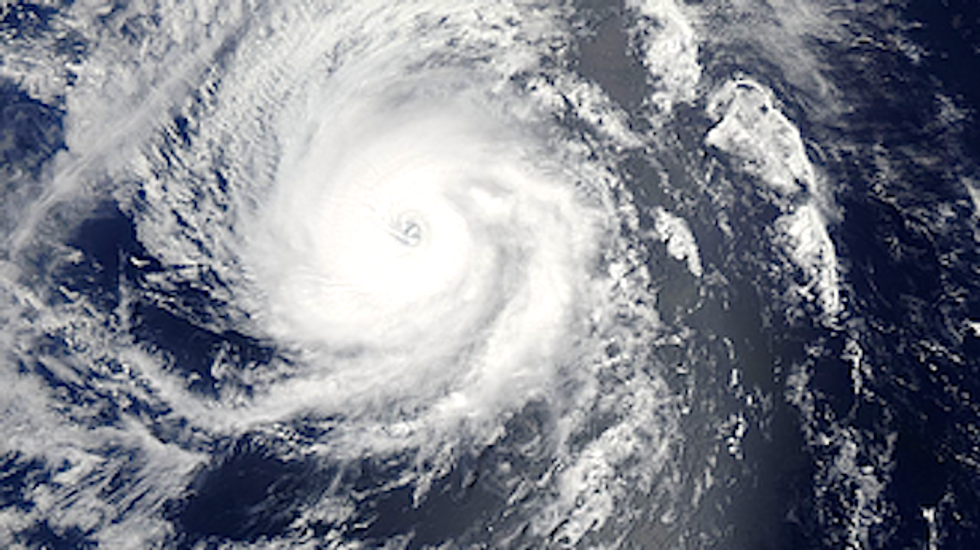 Simon upgraded to category 3 hurricane off Mexico's Pacific coast