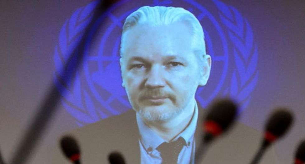 Sweden to drop some charges against WikiLeaks founder Julian Assange