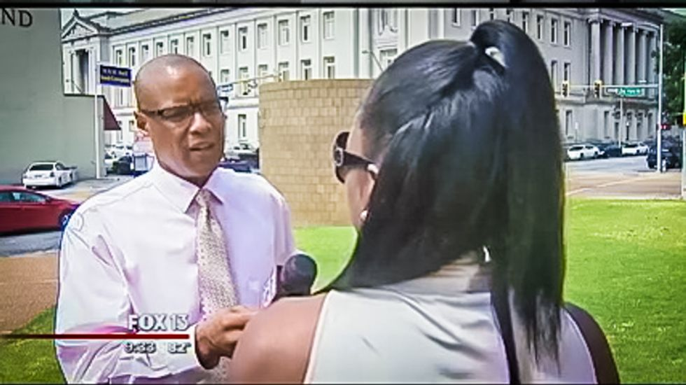 Judge refuses restraining order after 10 years of racial harassment because victim can't afford lawyer