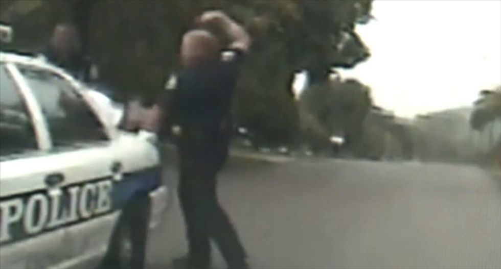 Knoxville cops say beating caught on camera was done with palm strikes
