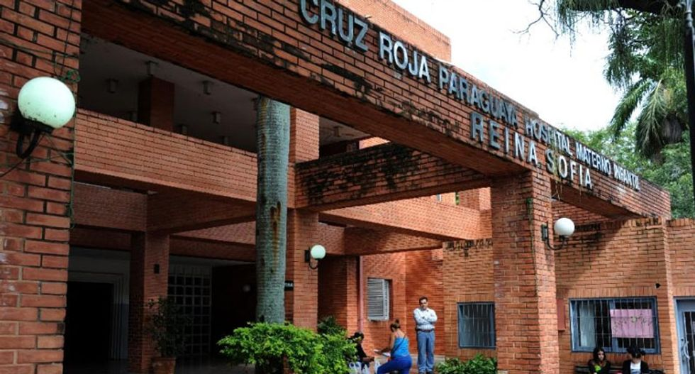Denied abortion, 11-year-old Paraguay rape victim gives birth