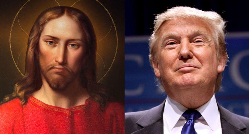GOP lawmaker just compared Trump impeachment to Roman persecution of Jesus