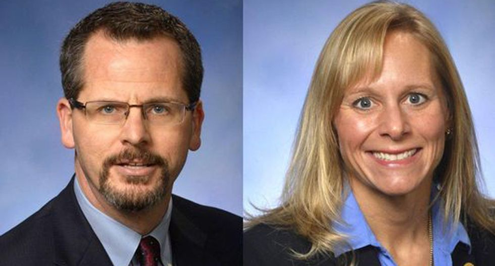 Adulterous GOP Michigan lawmaker resigns, fellow Tea Partier expelled by legislature