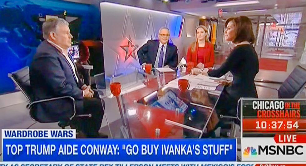 Ex-ethics czar: Kellyanne Conway faces 'a range of penalties' for promoting Ivanka's brand on Fox