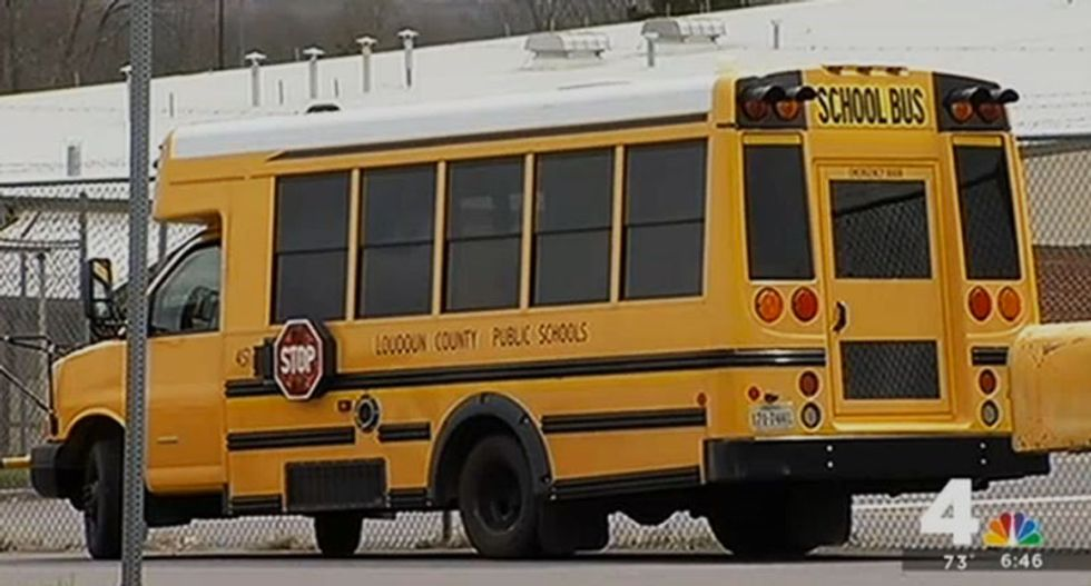 WHOOPS!: CIA admits they left explosives on borrowed special needs kids' school bus for two days