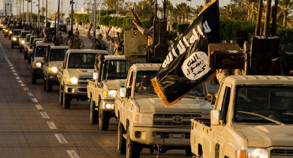 Growing number of Islamic State defectors 'disillusioned with killing Muslims'