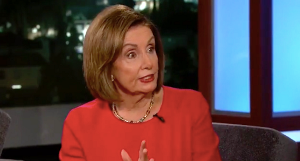 Pelosi warns Trump impeachment is inevitable: 'He knows what his violations have been'