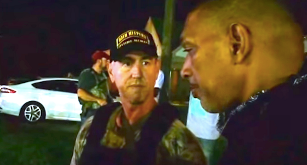 Gun lover prepares armed Ferguson march to prove it's safe for blacks to openly carry in public
