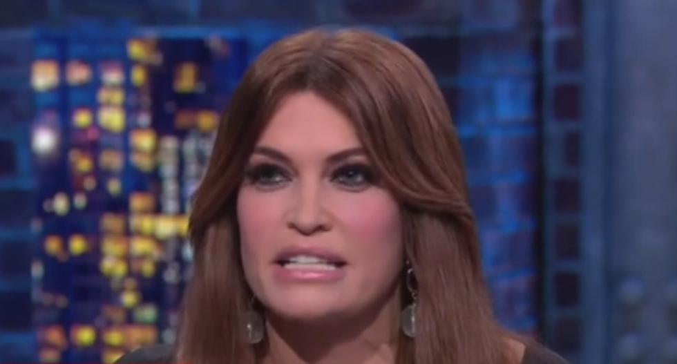 CNN's Cuomo busts Trump advocate Kimberly Guilfoyle for lying about fundraising on impeachment talk