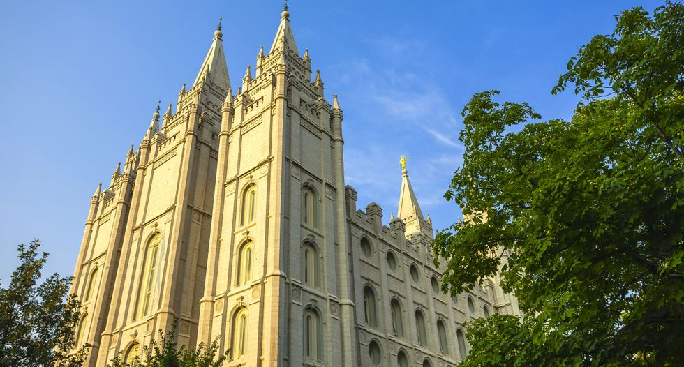 Mormon church in 'stunning' move decides same-sex couples no longer heretics, their children can now be baptized