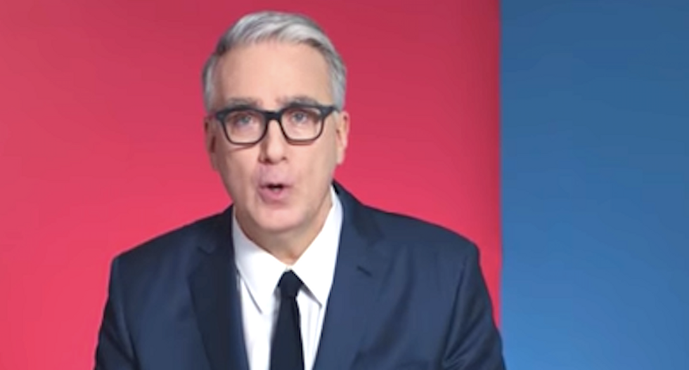 Keith Olbermann explains how Donald Trump's policies can even hurt your pet