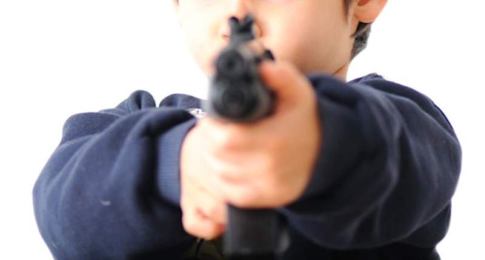 11-year-old Ohio boy accidentally kills 12-year-old brother while 'target shooting'