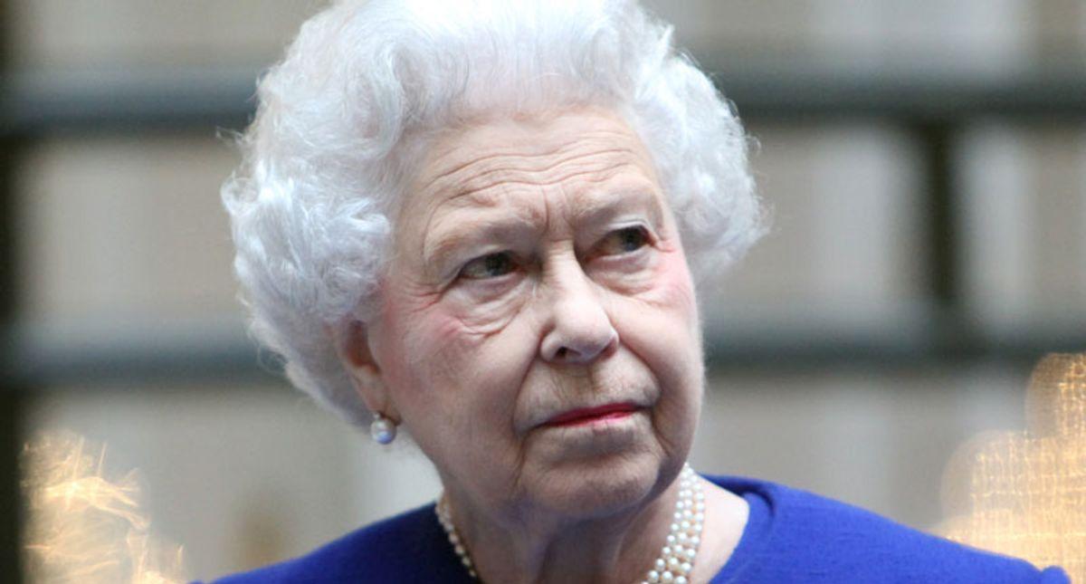 Queen re-emerges to outline UK govt's new agenda