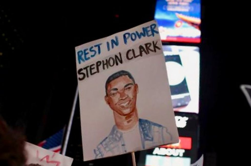 Autopsy prompts more protests over killing of Stephon Clark in Sacramento