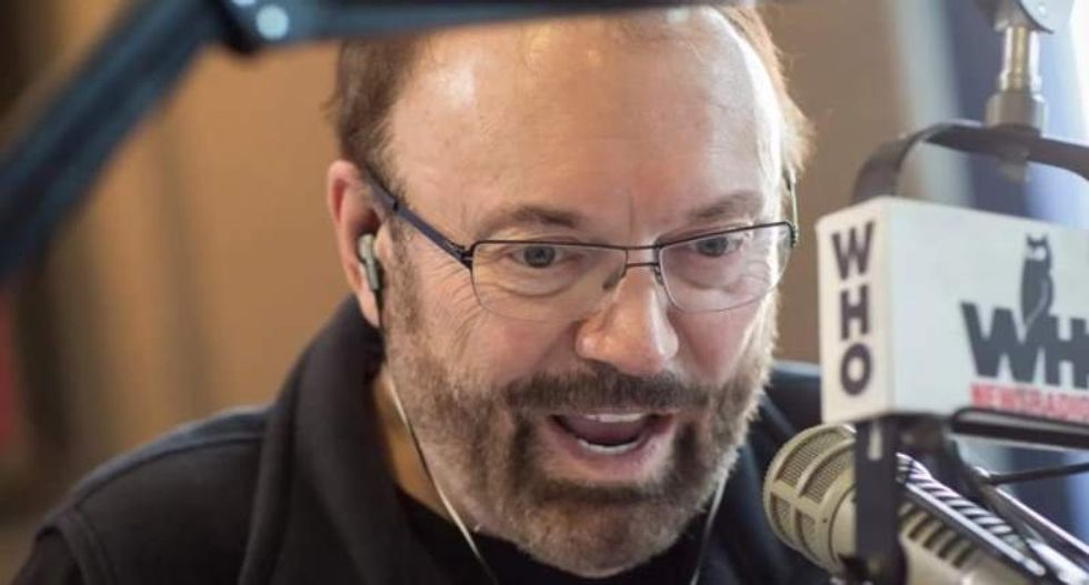 'What's wrong with slavery?': Iowa radio host wants to turn immigrants into US 'property'