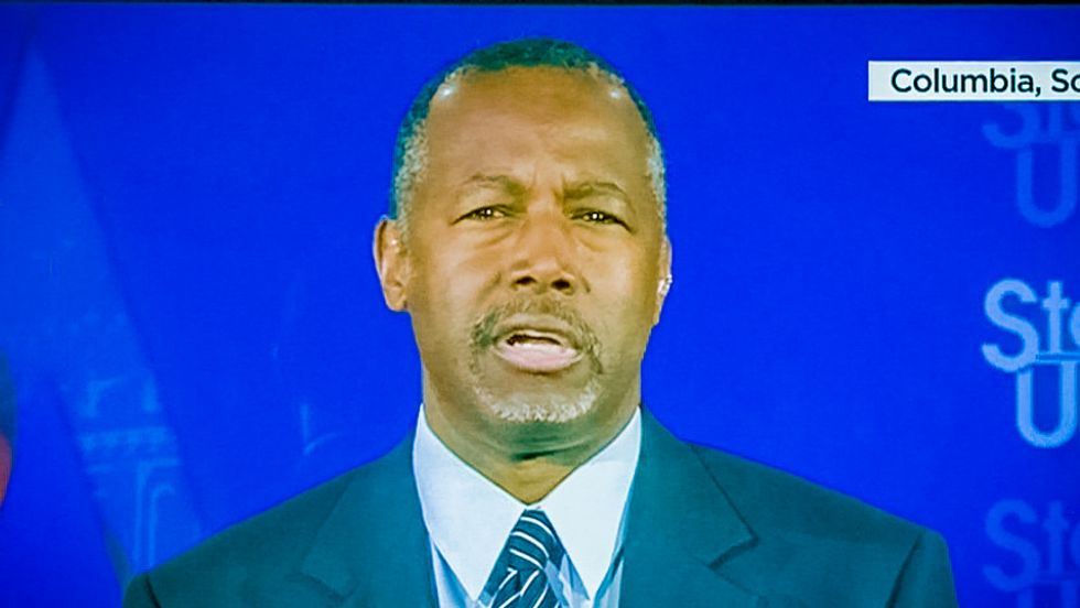 Ben Carson suggests drone strikes on Mexican border to blow up 'caves that are utilized to hide people'