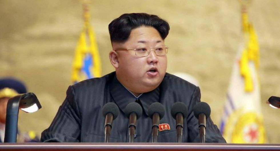 North Korea apparently preparing 'some kind of launch': US official