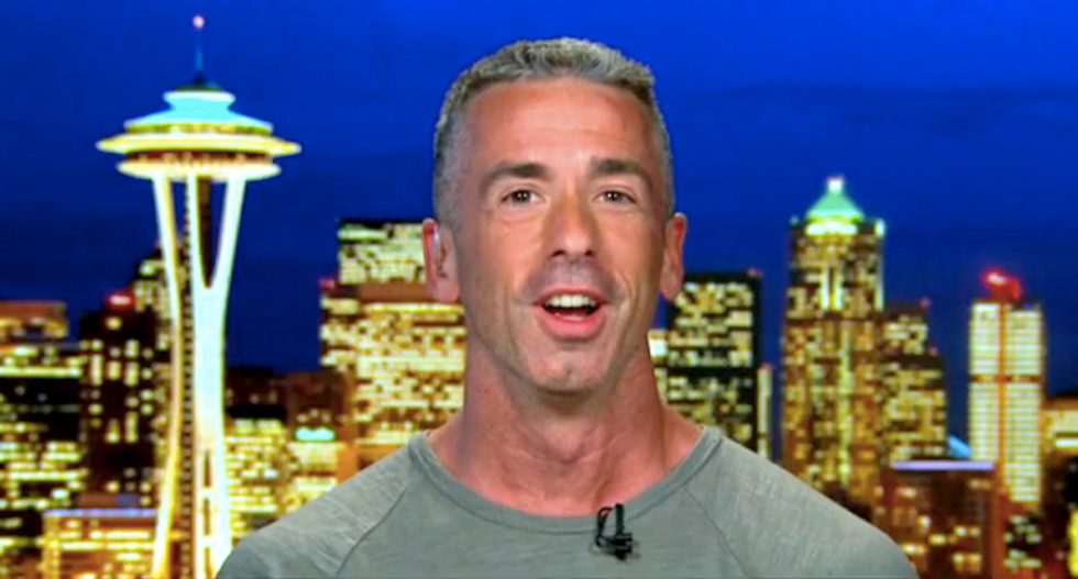 'We're in for a long and ugly four years': Dan Savage launches 'Impeach the Motherf*cker Already!' campaign