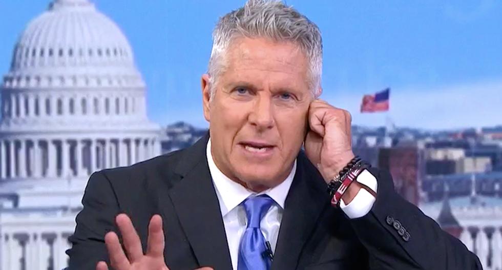 'Say bye-bye': MSNBC's Donny Deutsch says 'reprehensible human' Laura Ingraham is doomed on Fox News
