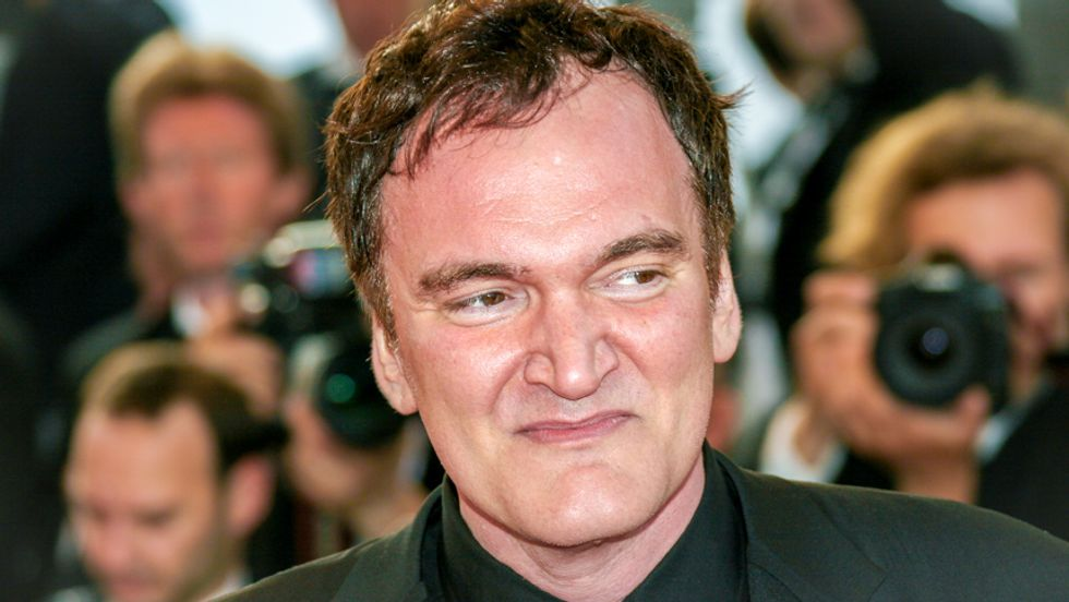 Obama unchained: Quentin Tarantino says the president's 'doesn't-give-a-sh*t attitude' is 'fantastic'