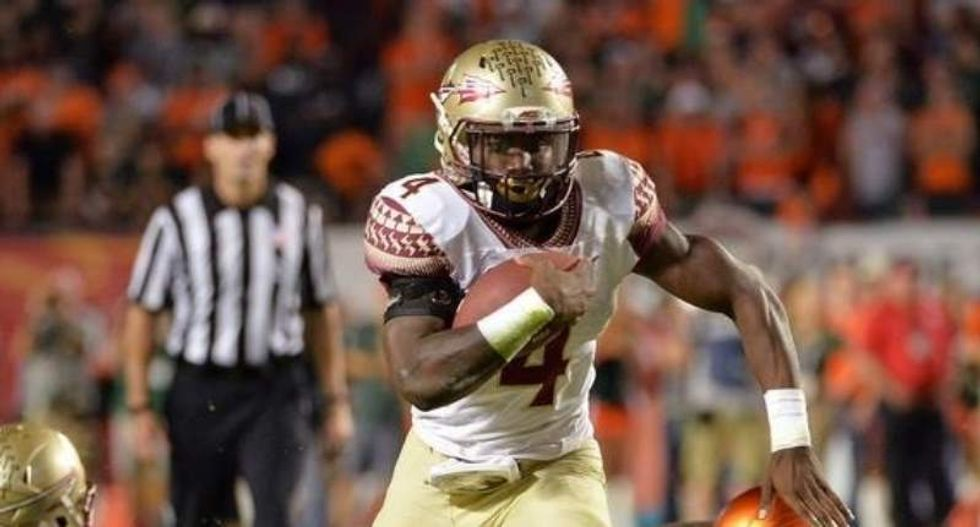Florida State Univ. running back found not guilty on battery charge
