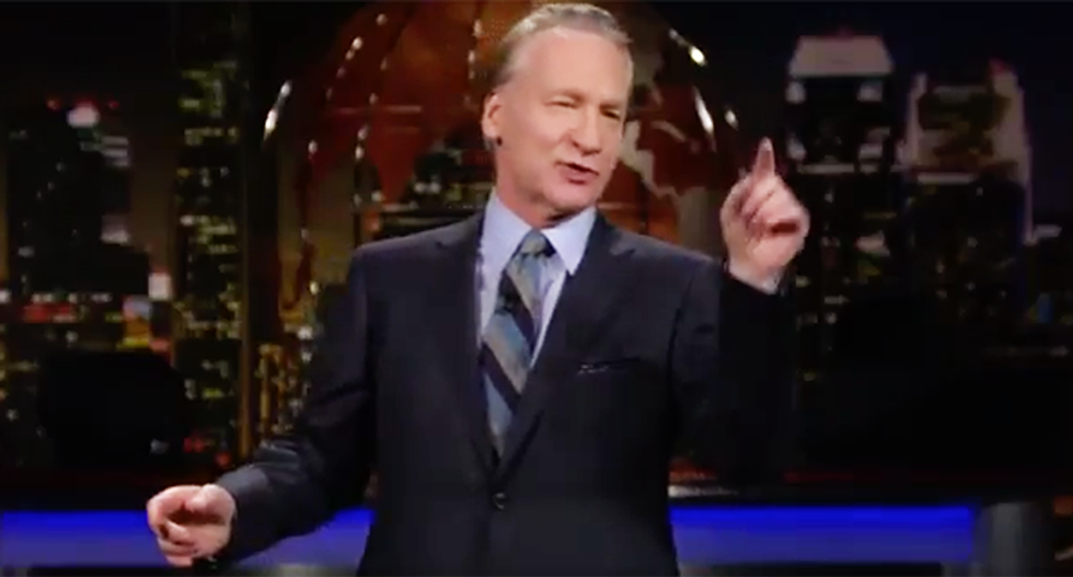 Bill Maher slams GOPers 'verbally fellating' Trump: They 'used to have dignity'