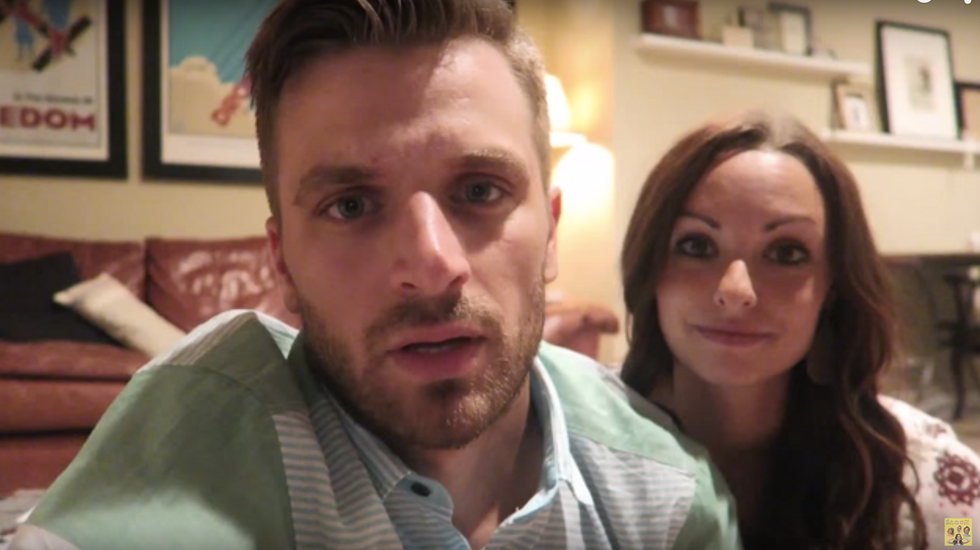 Christian YouTuber with Ashley Madison account kicked out of convention over violent threats