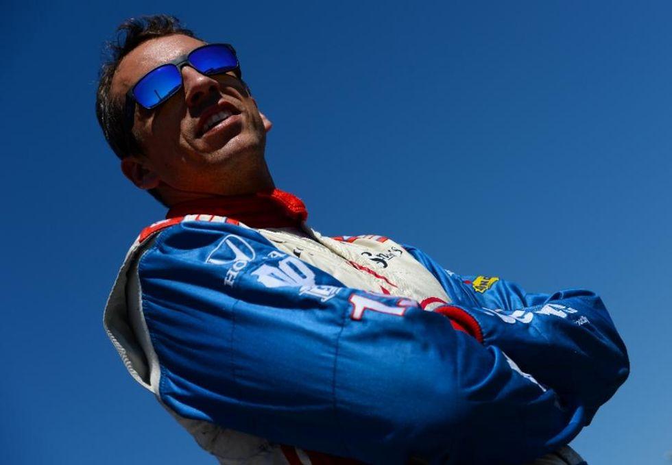 Driver Justin Wilson hospitalized after IndyCar crash